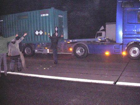 Allemagne : Transports atomiques au prix d'un Etat policier STOPKamen31MAI