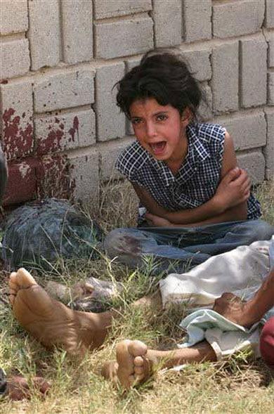 Les enfants meurent chez eux Bambina