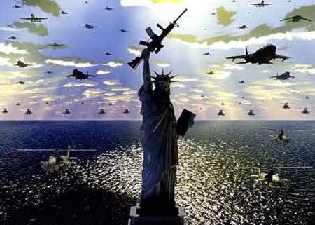 Guantanamo, Irak, Afghanistan... démocrature occidentale Liberty_war