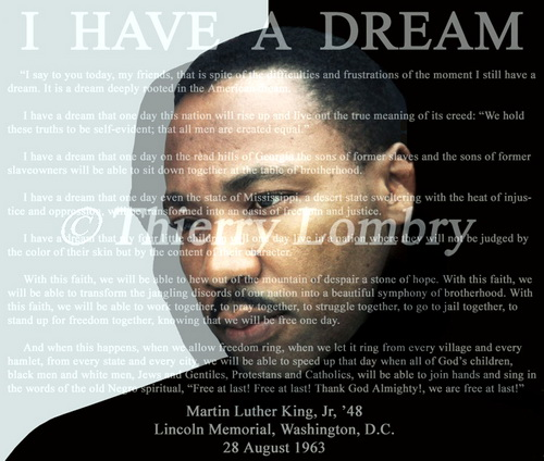 * AfroSide * Martin-luther-king-rights