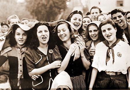 Des femmes Partigiane_firenze