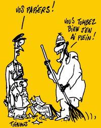 18 juin, Paris : Sans Papiers - Manifestation Nationale Sans-papiers4